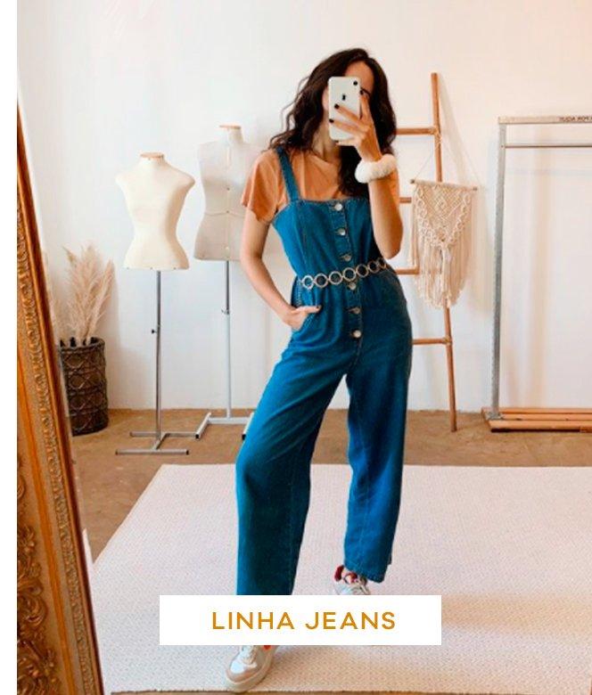 linha jeans