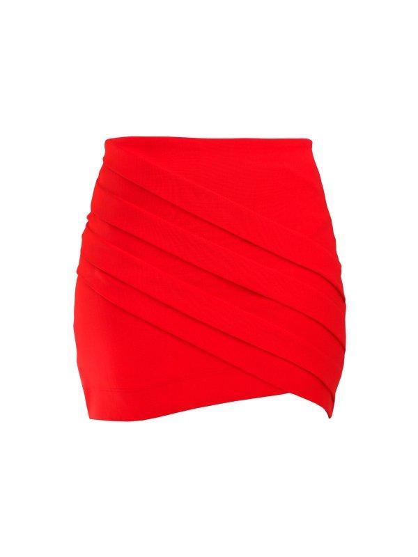 Shorts Saia Vermelho-main