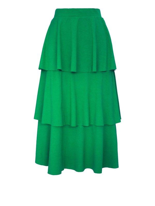 Saia Maitê Verde