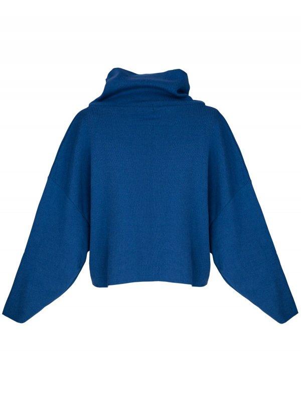 Tricô Alana Azul Profundo A