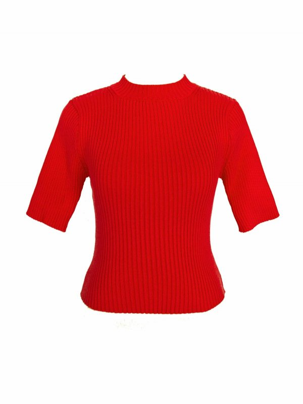 Blusa Luli Vermelha