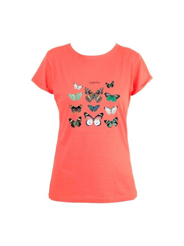 T-shirt Borboletas