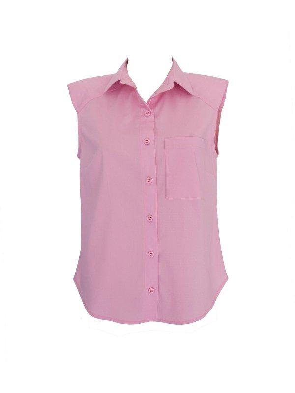 Camisa Muscle Rosa-main