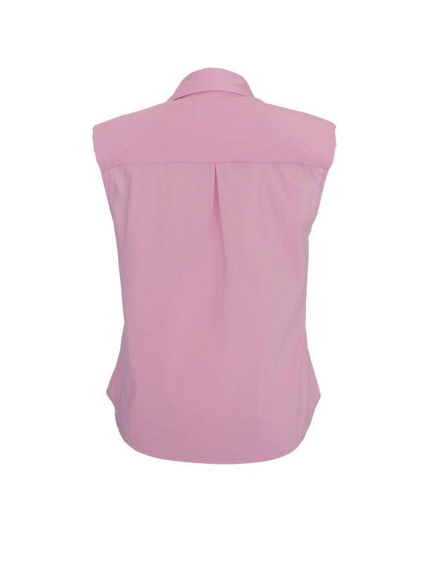 Camisa Muscle Rosa