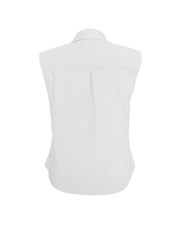 Camisa Muscle Branca