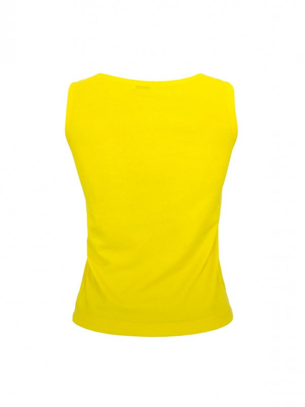 Regata Thaila Canelado Amarelo