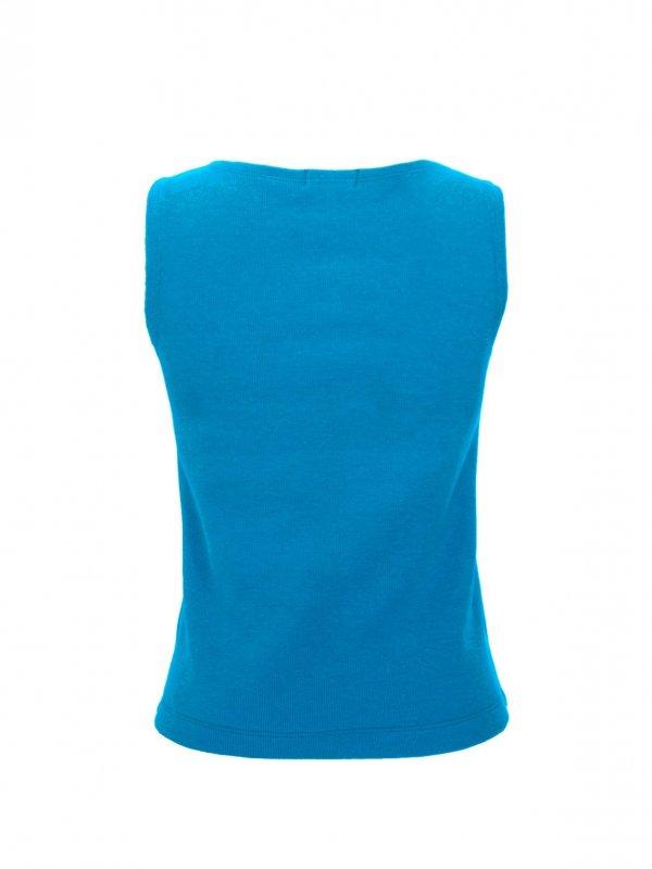 Regata Thaila Canelado Azul Celeste