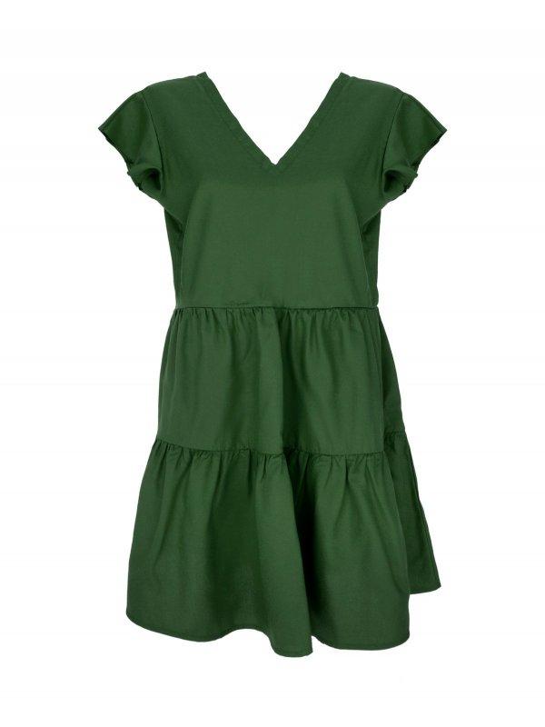 Vestido Samanta Verde