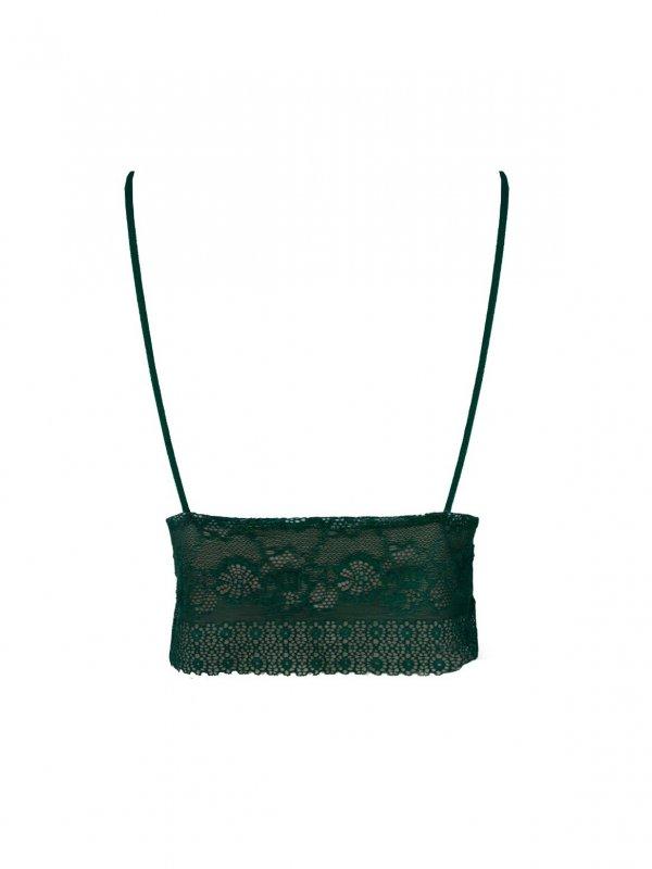 Top Tifany Verde Esmeralda