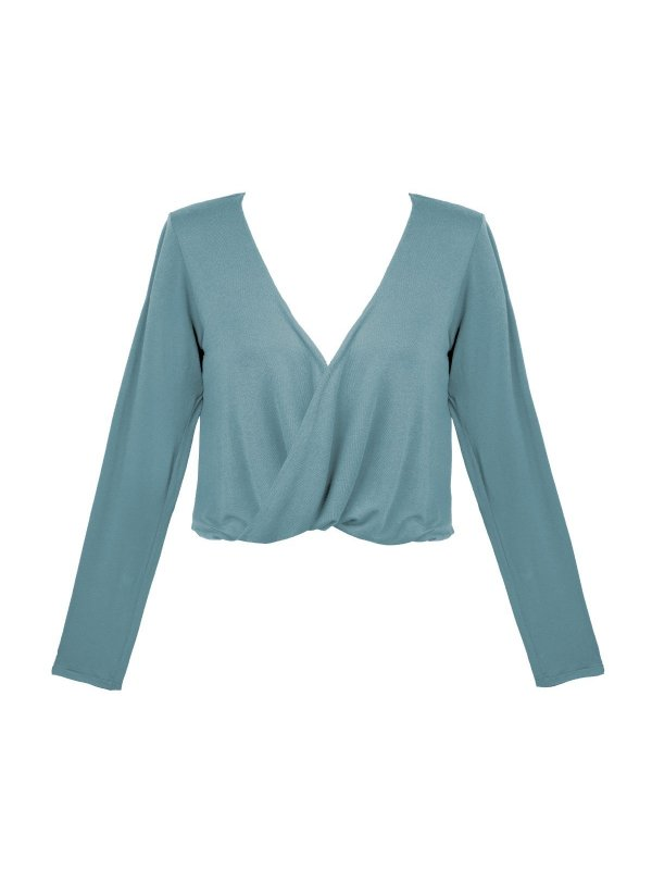 Blusa Mariah Azul Estelar