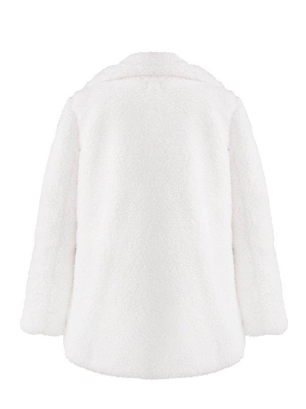 Casaco Carneirinho Branco