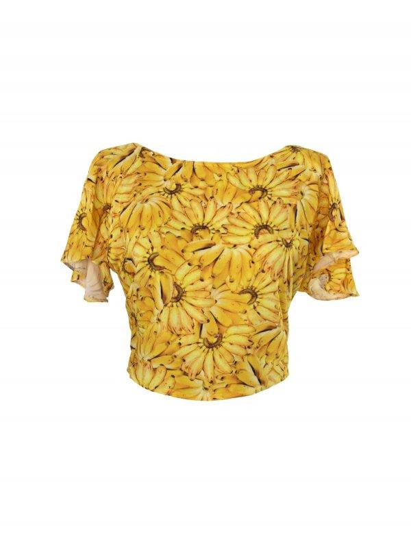 Blusa Rio Banana