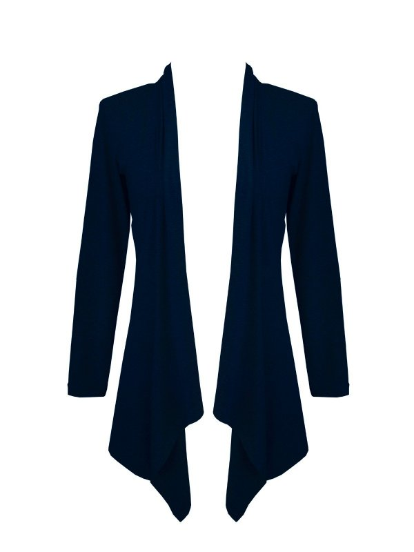 Casaco Lulu Azul Marinho
