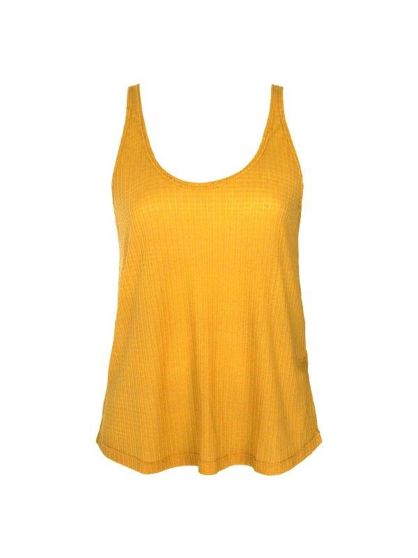 Regata Podrinha Amarelo Solar