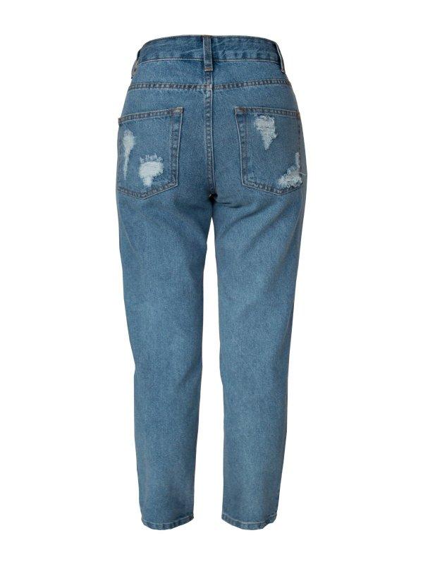 Calça Jeans Rafaela Destroyed-11