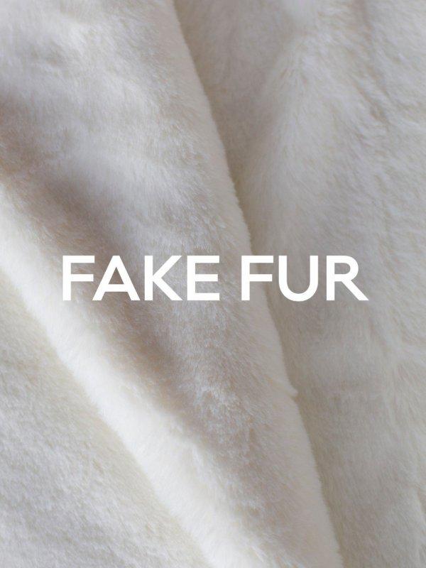 Casaco Fake Fur Off -3