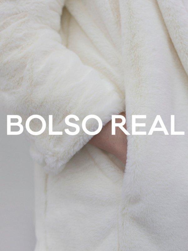 Casaco Fake Fur Off -4