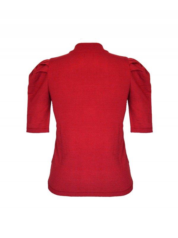 Blusa Aurora Vermelha