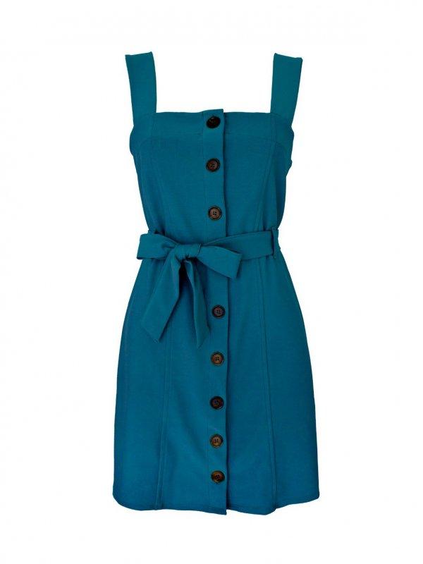 Vestido Serena Azul