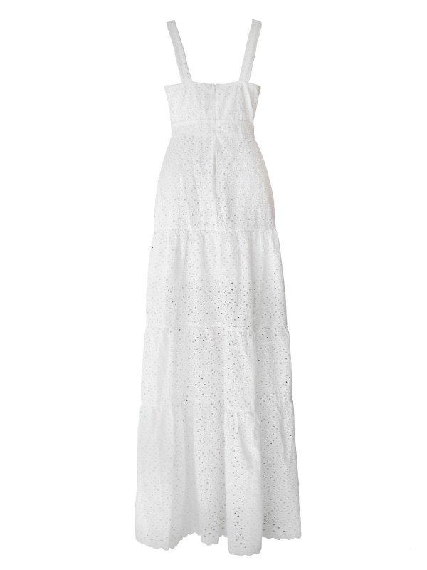 Vestido Longo Lese Branco