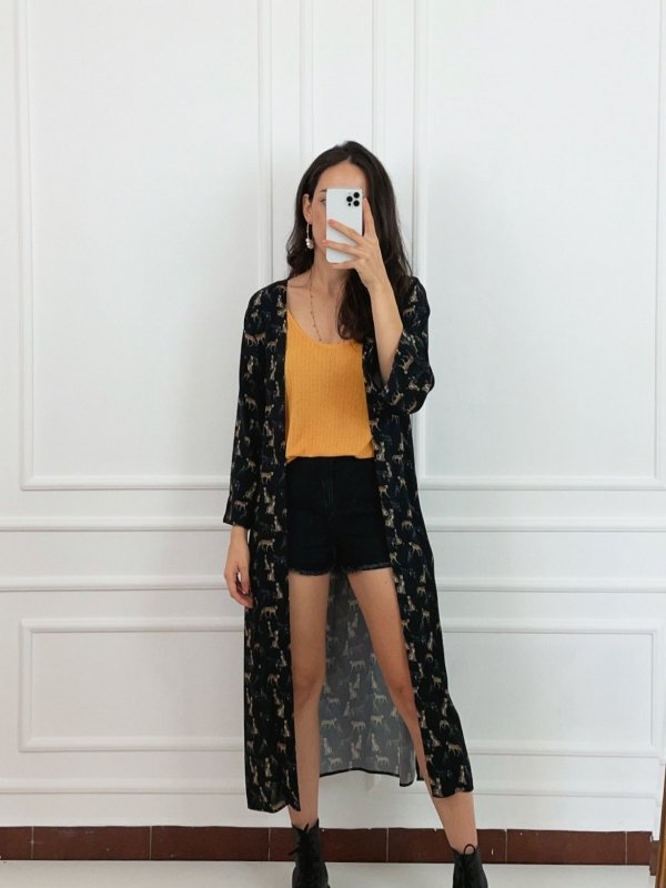 Shorts Jeans Julia Black