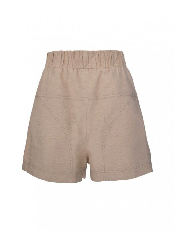 Shorts Marfim