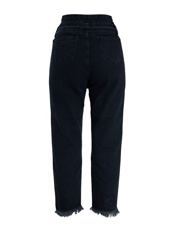 Calça Jeans Raíssa Black