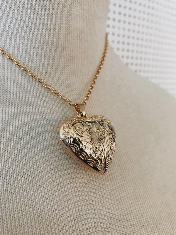 Corrente Pingente Coração