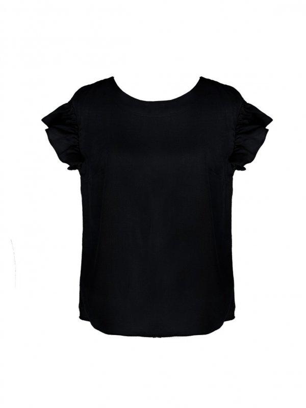 Blusa Brisa Preta -0