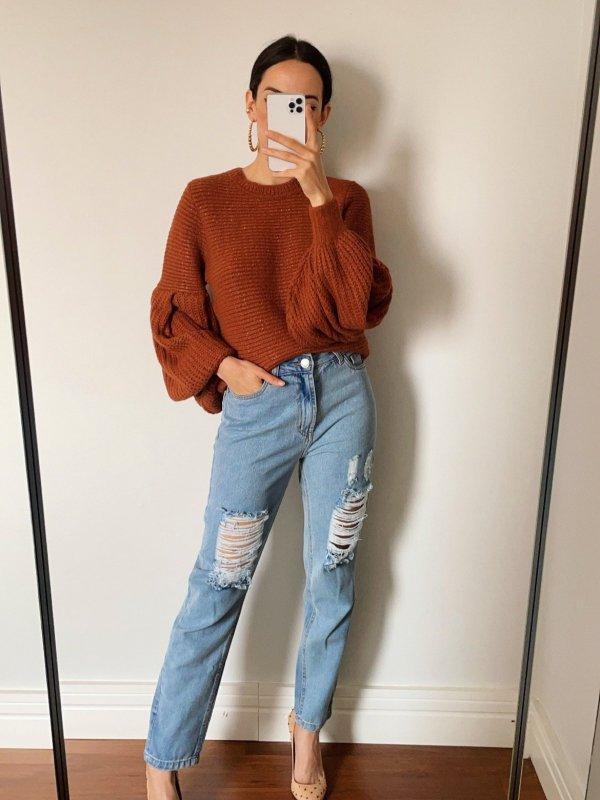 Calça Jeans Rafaela Destroyed-5