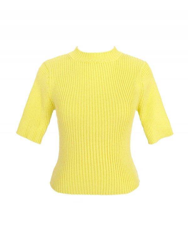 Blusa Luli Amarela