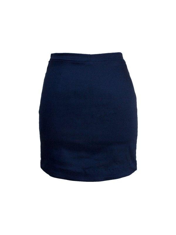 Shorts Saia Lívia Azul Marinho