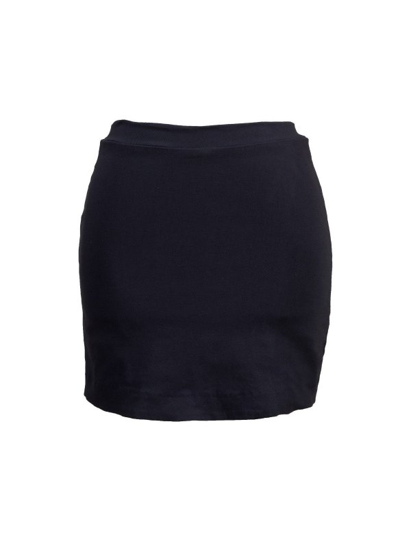 Shorts Saia Lívia Cinza Escuro