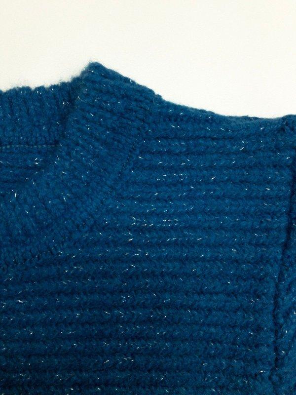 Tricô Catarina Azul-7