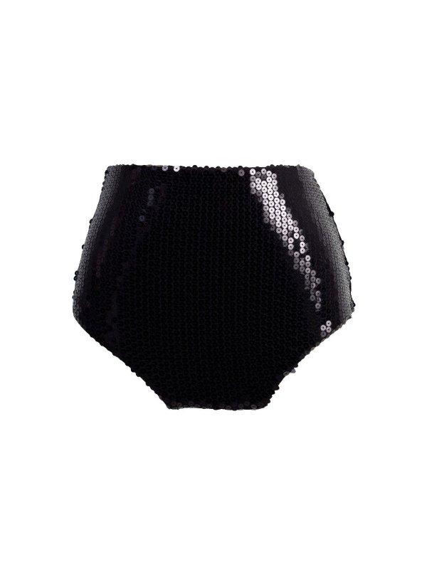 Hot Pants Paetê SEGUNDA LINHA