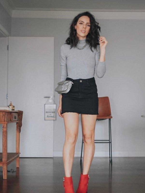 Blusa Fabiana Mescla