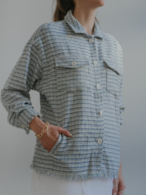 Camisa Algodão Reciclado