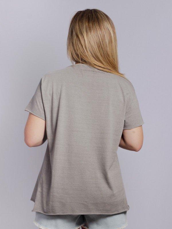 T-shirt Chumbo