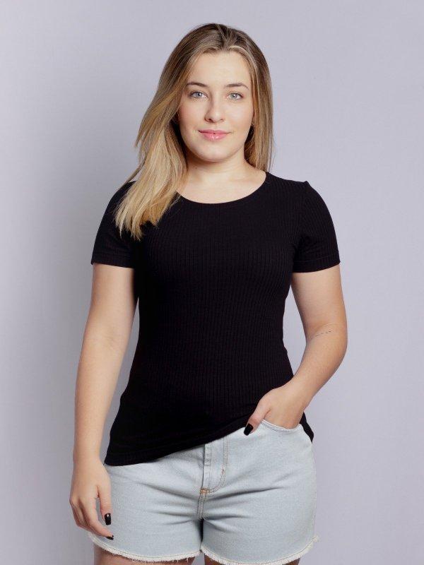 Blusa Marcela Preta