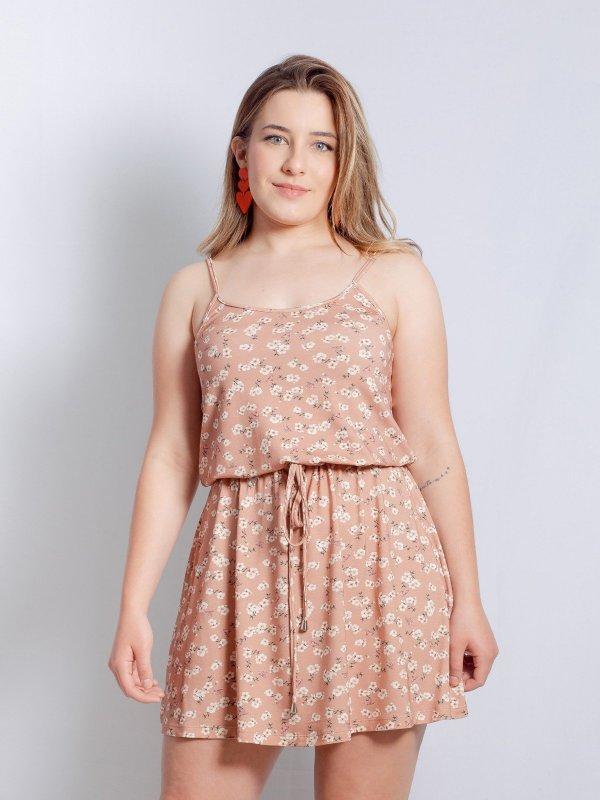 Vestido Alice Floral -0