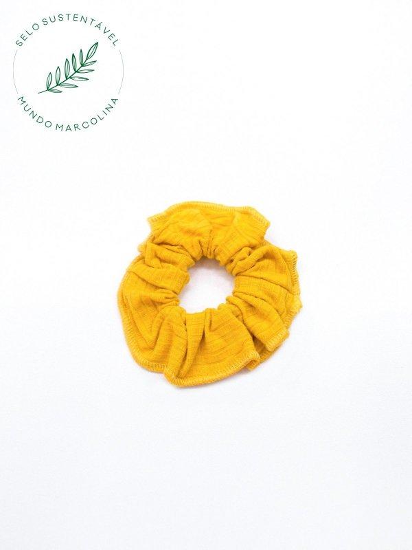 Scrunchie  Mostarda