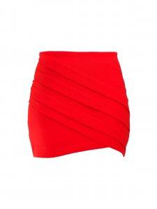 Shorts Saia Vermelho-1