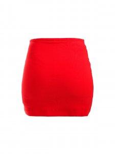 Shorts Saia Vermelho-2