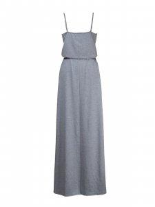 Vestido Alice Mescla Longo-6