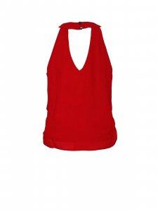 Blusa Amarração Vermelha -2