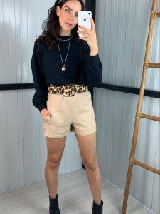 Shorts Marfim-1
