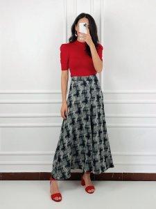 Shorts Jeans Julia Escuro -3