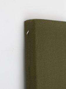 Calça Pantacourt Envelope Mostarda-2