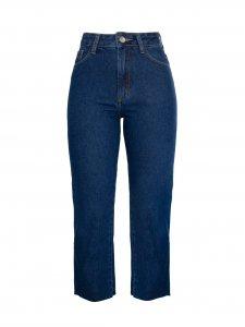 Calça Jeans Reta -1