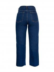 Calça Jeans Reta -2